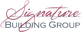 Signature Building Group Logo